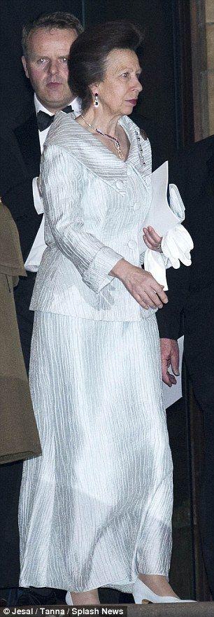 180 best ANNE\'S GOWNS images on Pinterest | Princess anne, British ...