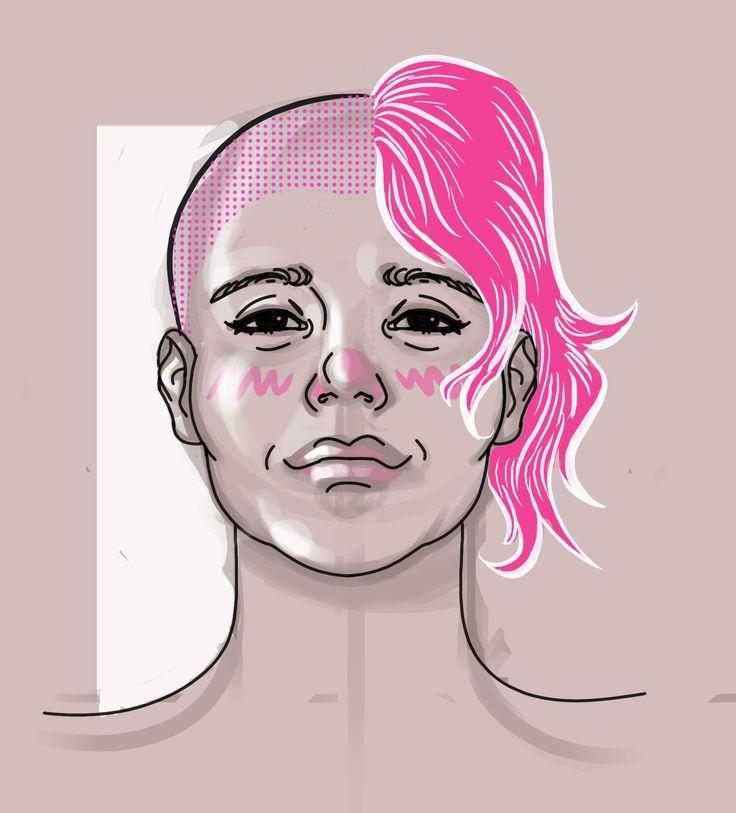 #art #illustration #digitalart #drawing #photoshop #punk #girl