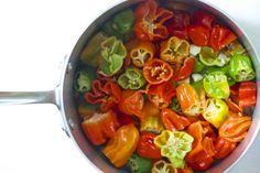 Garlic Habanero Hot Sauce   Relishing It