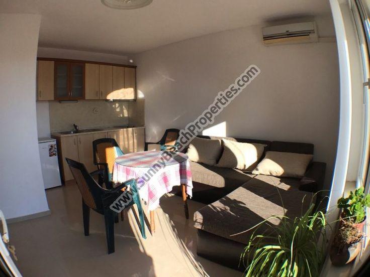 Furnised 1-bedroom apartment in residential building for sale 100m from beach, Sveti Vlas, Bulgaria - Sunnybeach Properties - Real Estates in Bulgaria. Apartments, Villas, Houses, Land in Sunny Beach, Nesebar, Ravda ...