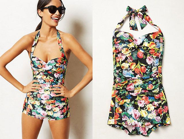 10 sexy one-piece swimsuits you can totally rock