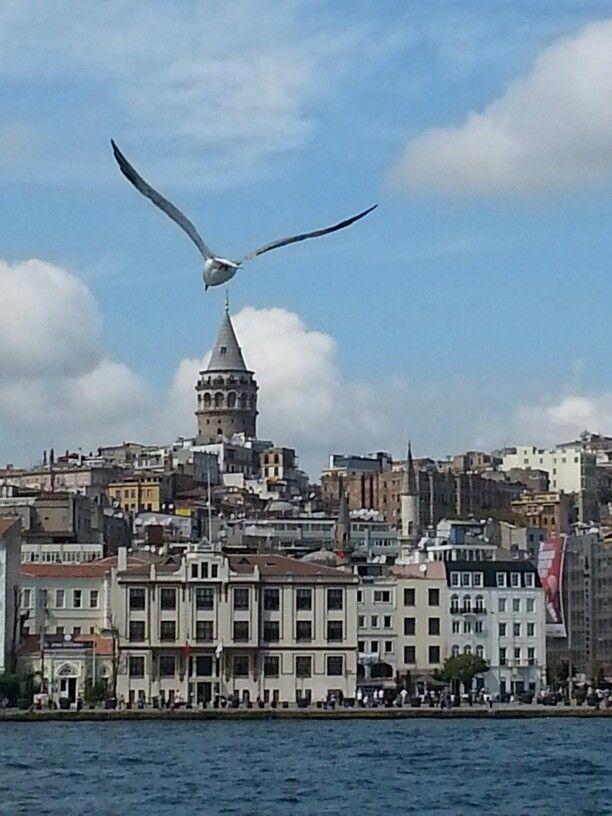 İstanbul, İstanbul konumunda Karaköy