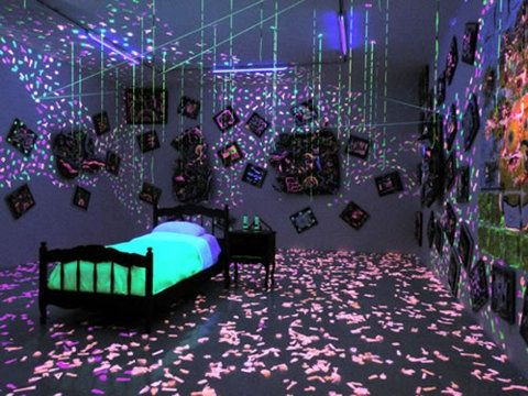 black light bedrooms cool decor homedecor home decor ideas 10863