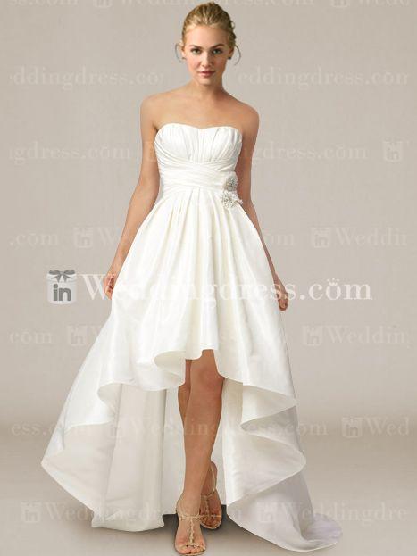 robes de mariée informelles