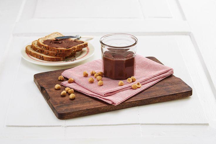 Oppskrift på hjemmelagd nutella