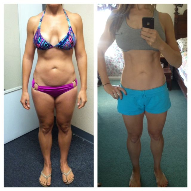 Bikini Competition Week 3: Diet and Before & After Photos ...