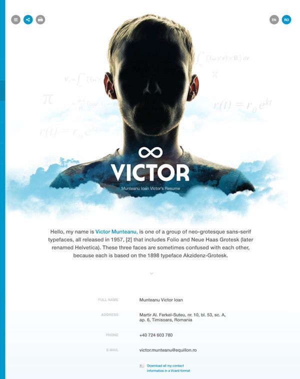 163 best CV layouts images on Pinterest Resume, Page layout and - advertising graphic designer resume