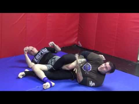 X-Guard Sweep to Leg Lock technique - 10th Planet Jiu JItsu Rochester