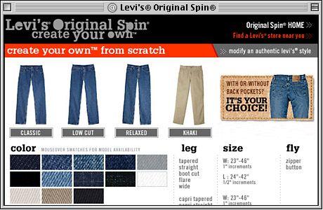 levi's original spin - Google Search