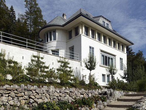 Villa Jeanneret-Perret (1912) / Le Corbusier