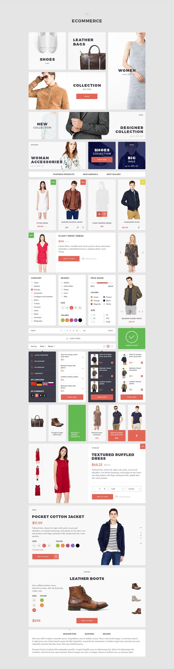 Arbuzz UI Kit on Behance