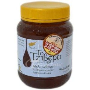 Tziverti Cyprus Honey 500g