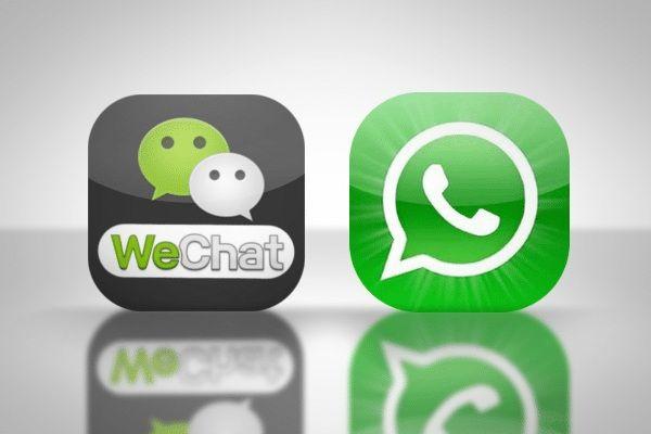 Pilih Mana Whatsapp Atau Wechat Aplikasi Pesan Instan Pelayan