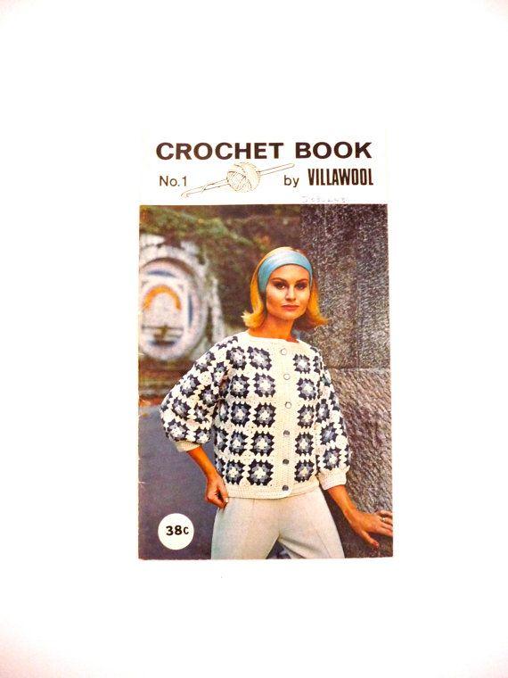 Villawool Crochet Book No 1
