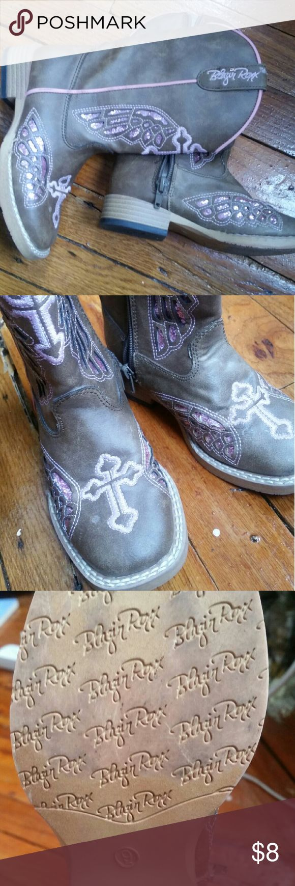 Toddler cowgirl boots for girls Fashionable girl boots, super cute! Shoes Boots