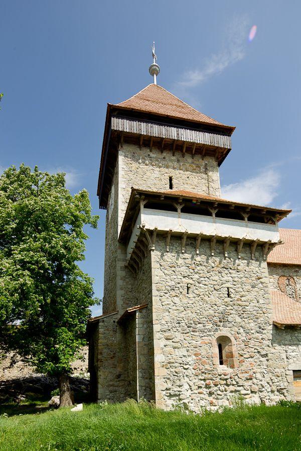 Biserica evanghelica fortificata din Drauseni
