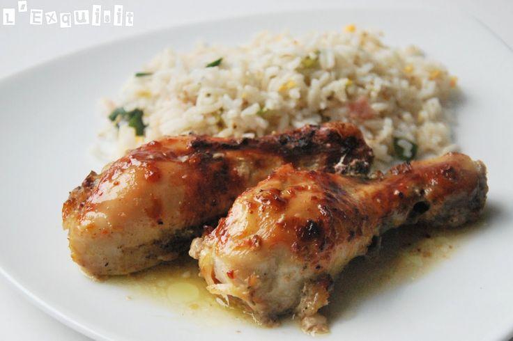 Pollo tandoori   L'Exquisit
