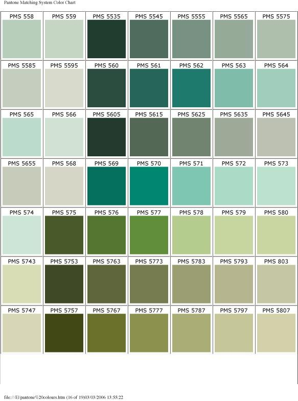 pantone color chart blue green c o l o r p a l e t t e pinterest pantone color colors. Black Bedroom Furniture Sets. Home Design Ideas