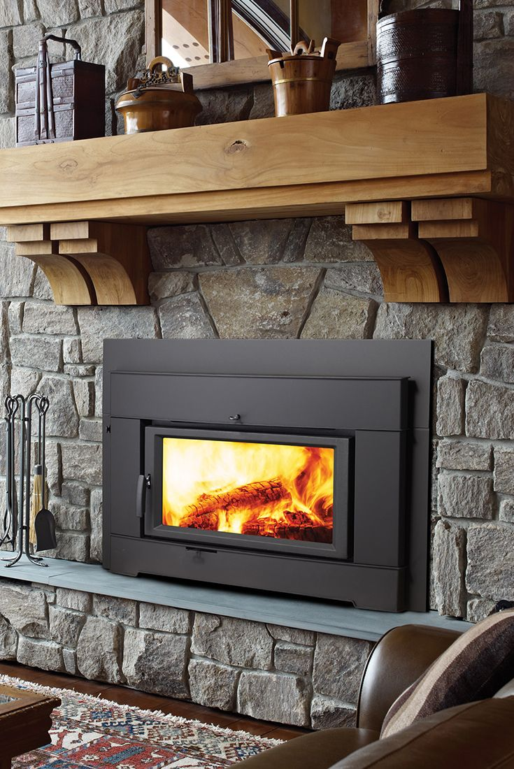 best 25 wood stove fireplace insert ideas on pinterest