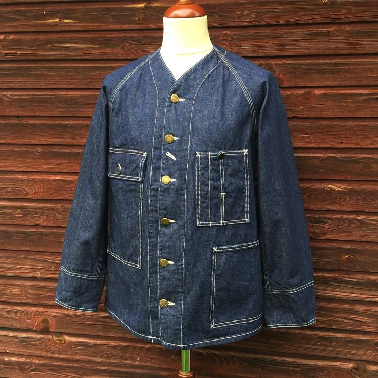 Freewheelers Rod Buster Work Coat! (made in japan, desolation row, union special)