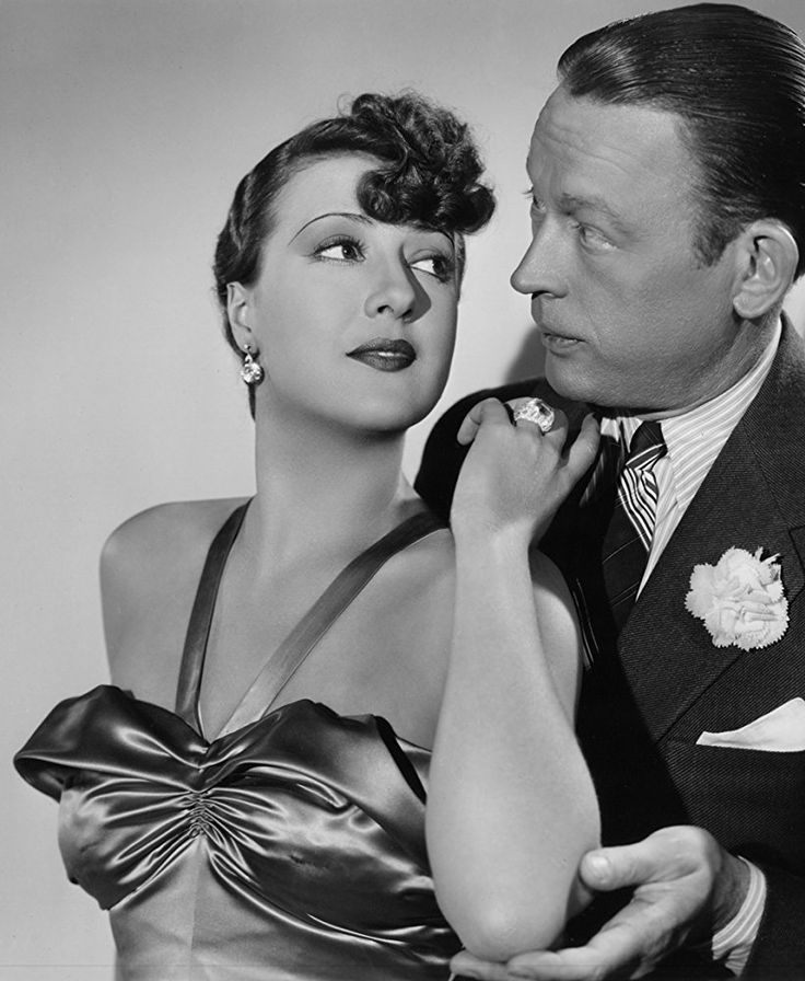 Fred Allen and Gypsy Rose Lee in Sally, Irene and Mary (1938)