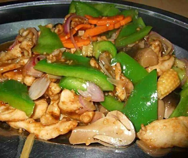 レシピとお料理がひらめくSnapDish - 15件のもぐもぐ - Malacca Trip - Green Capsicum with Pork Slices by Yvonne Lim