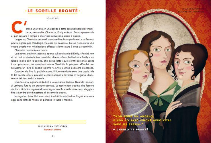 Sorelle Bronte
