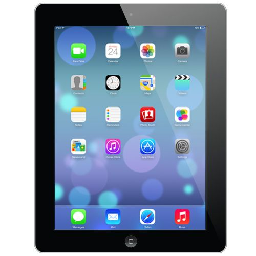 Buy Used iPad 4 32GB WiFi + 4G LTE AT&T
