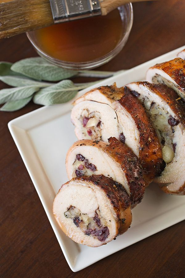 how to cook a rolled turkey breast roast