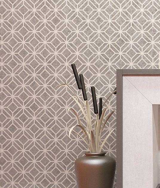 Marokkaanse patroon muur Stencil - klassiek ontwerp Stencil - Accent muur versieren muur Stencil