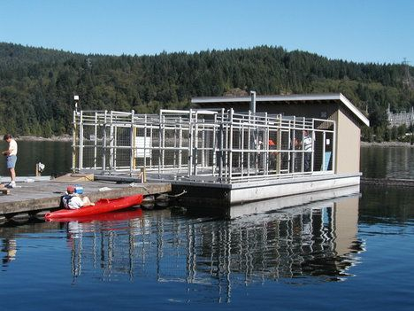 Floating Structures for Scientific Research | International Marine Floatation Systems