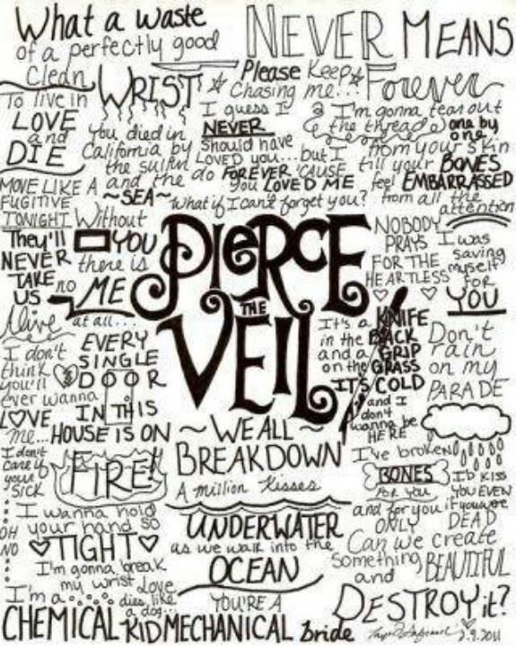<3 ~ Pierce The Veil