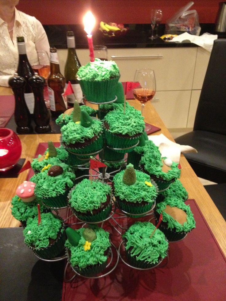 Cupcake Golf Course