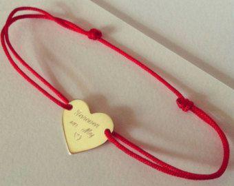 Personalized bracelet protection bracelet-sterling by Ingriko