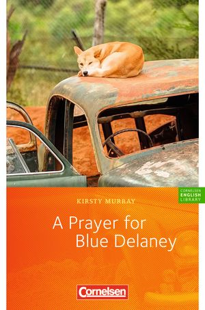 "German edition ""English G 21"" of A Prayer for Blue Delaney"