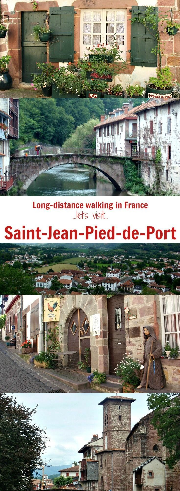 Recently joining the ranks of France's most beautiful villages, Saint-Jean-Pied-de-Port is a delightful note on which to end a long-distance walk. I've enjoyed many unforgettable moments here—these are a few of my favourites.