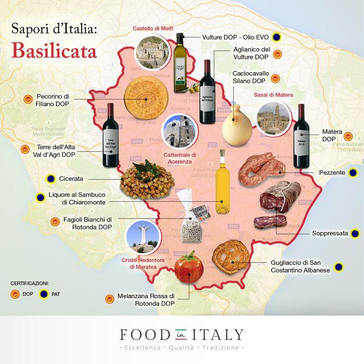 Sapori d'Italia: i #prodotti #tipici della #Basilicata http://goo.gl/tb1Dla La Basilicata è vocata alla produzione dei migliori prodotti tipici nazionali. Dal Caciocavallo Silano DOP al Pecorino di Filiano DOP, ma anche vini eccezionali e Olio EVO DOP.