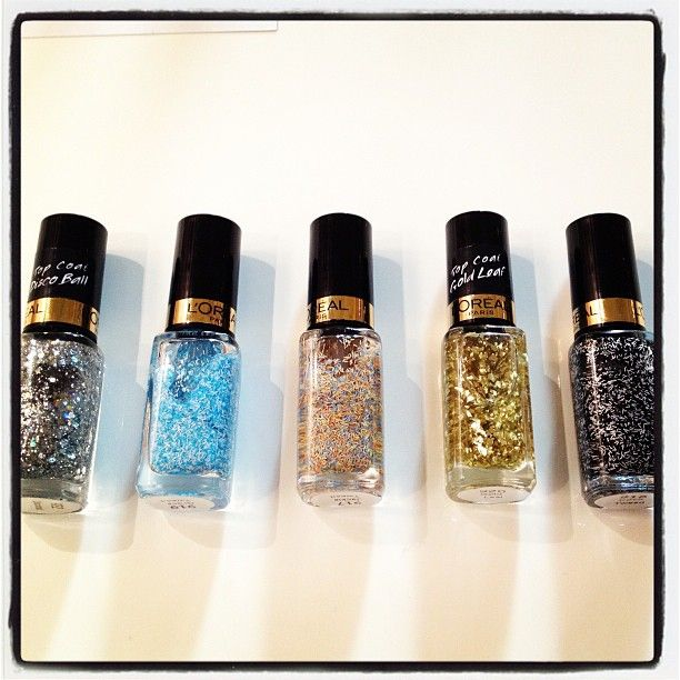 Top Coat Tweed : nouvelle collection 2014 by L'Oréal Paris #ColorRiche #nailart