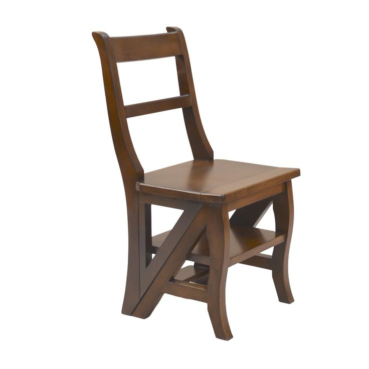 Folding Library Chair