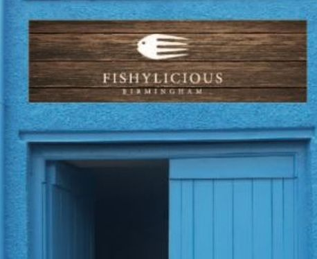 Fishylicious=fish and chip restaurant