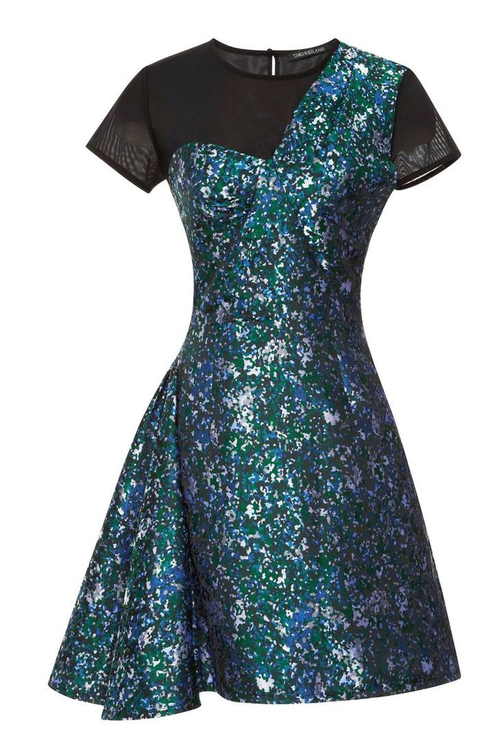 From NY Mag's Wish List: Timo Weiland's Brocade Dress, #shopitrightnow on M'O!