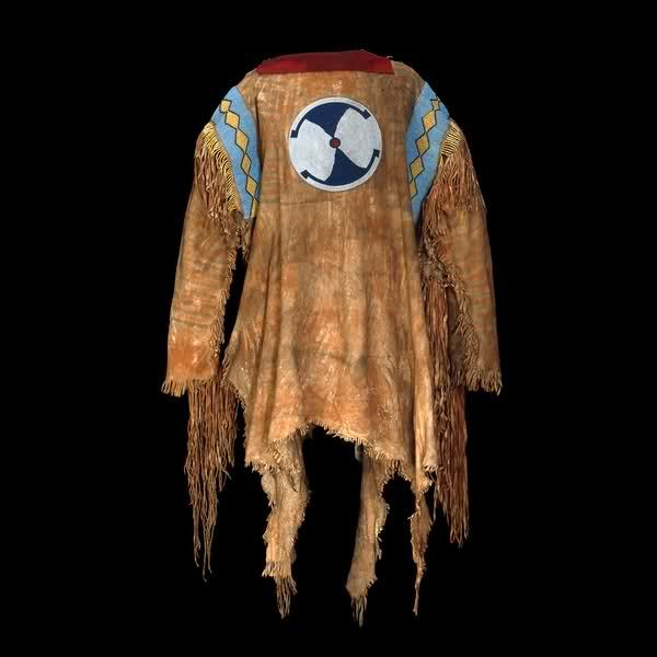 Chief Red Crow's Shirt (Kainai)