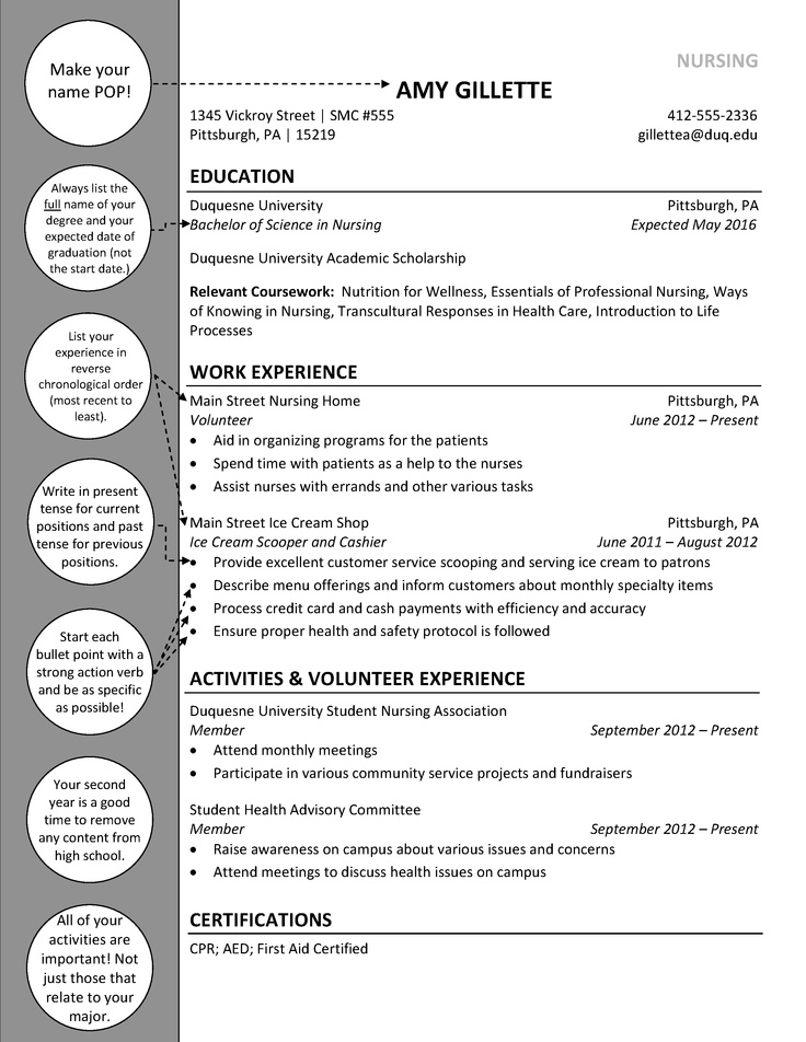 21 best images about duquesne resume  u0026 cover letter