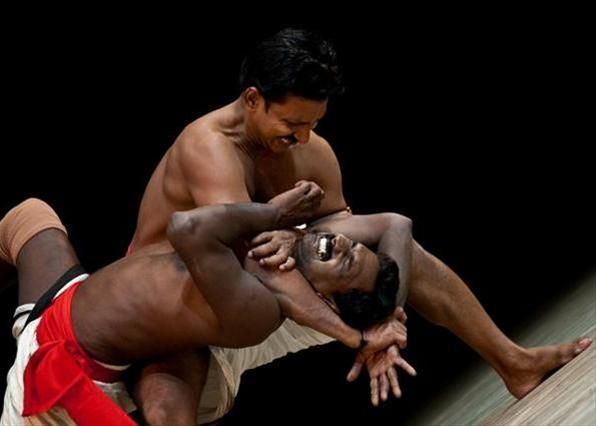 Kalaripayattu, Indian martial art.
