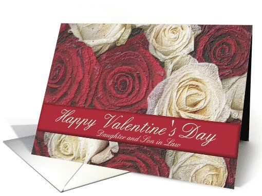 happy valentines day son cards