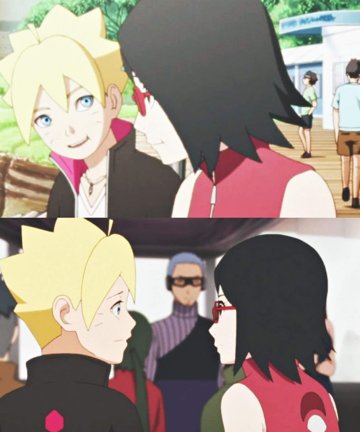 naruto and sarada relationship