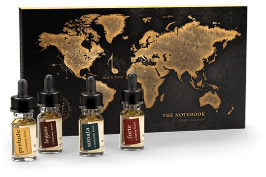 Best Tobacco E-Juice - Buy Vape Online | Black Note