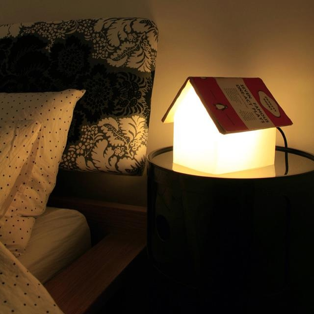Book lampBook Lovers, Little House, Night Lights, Soft Lights, Suck Uk, Bookrest Lamps, Book Rest, Products, Book Lamps