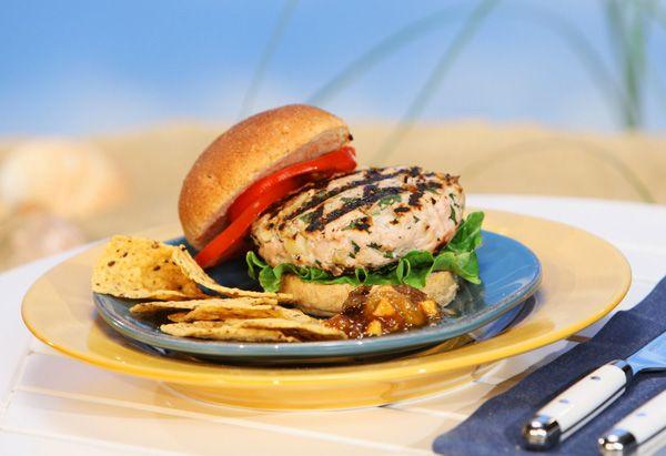 Mar-A-Lago Turkey Burger. Seriously the best turkey burger I've ever ...
