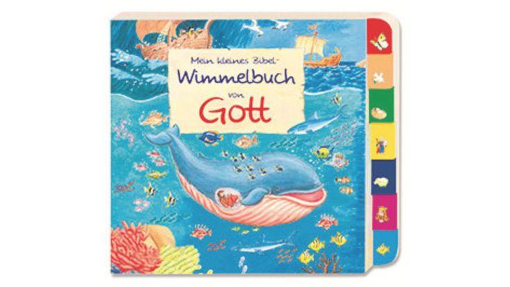 """""""Mein kleines Bibel-Wimmelbuch von Gott"""" - Die Bibel gibt's jetzt als Wimmelbuch - Stuttgart - Bild.de"""